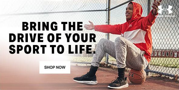 Bring The Drive of Your Sport to life, Shop Now