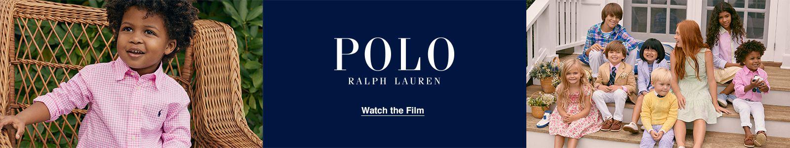 Polo, Ralph Lauren, Watch the Flim