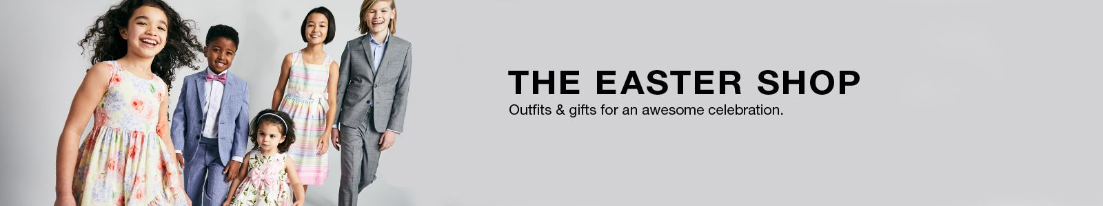 The Easter Shop, Outfits and gifts for an awesome celebration