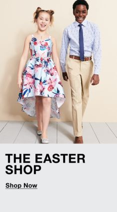 The Easter Shop, Shop Now