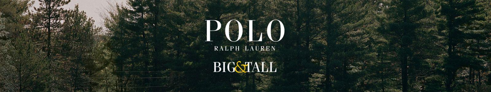 Polo, ralph Lauren, BigandTall