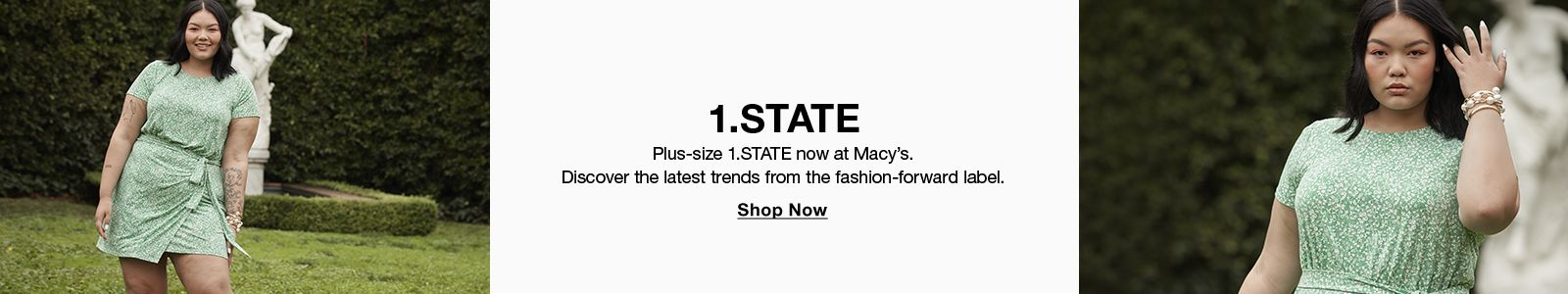 1.State, Plus-size 1.State now at Macy's, Shop Now