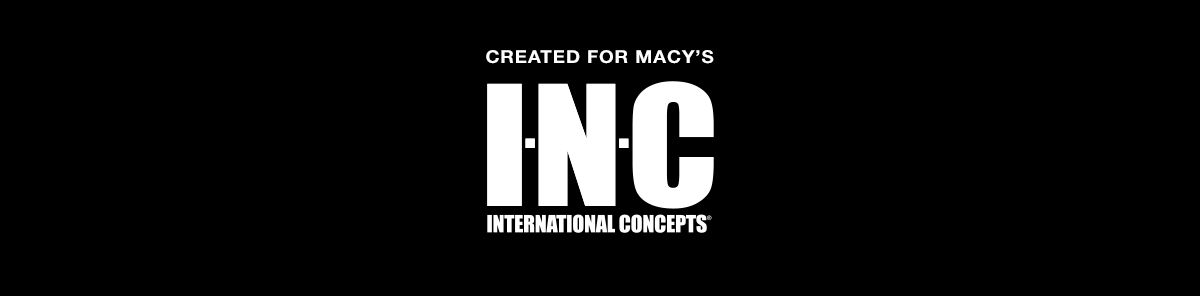 Created for Macy's, I,N,C, International Concepts