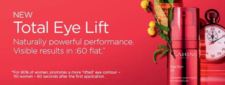 New, Total Eye Lift
