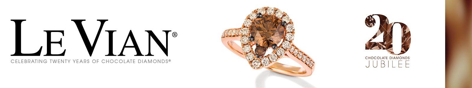 Le Vian, Celebrating Twenty Years of Chocolate Diamonds