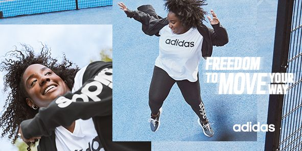 Freedom to Move Your WAY, adidas