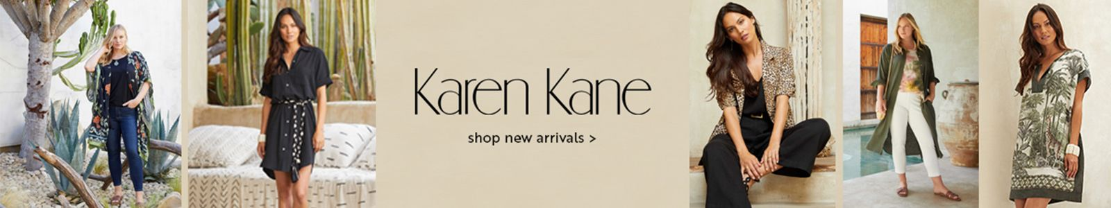 Karen Kane, Shop new arrivals