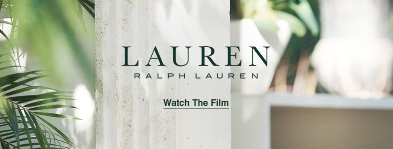 Lauren, Ralph Lauren, Watch The Film