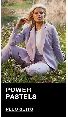 Power Pastels, Plus Suits
