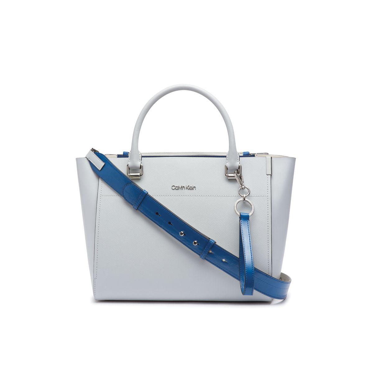 Leather Calvin Klein Handbags   Bags - Macy s b55e93b4f5b10