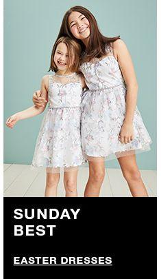 Sunday Best, Easter Dresses