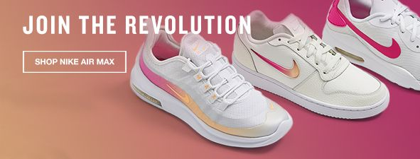 the best attitude 3ddf7 f27cc Join The Revolution, Shop Nike Air Max