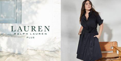 adb9bf1387b Ralph Lauren Plus Size Clothing - Lauren Ralph Lauren - Macy s