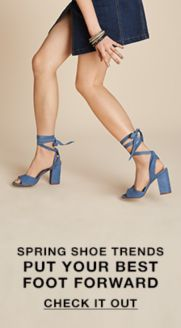 7e277e8e1cc Spring shoe Trends Put Your Best Foot Forward