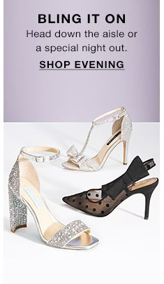 Bling it on, Shop Evening