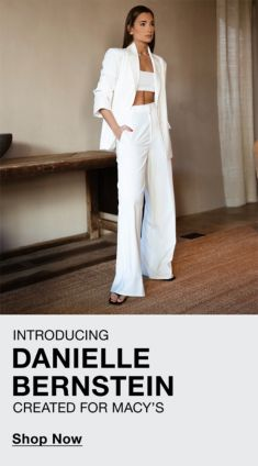 Introducing, Danielle Bernstein, Created For Macy's, Shop Now