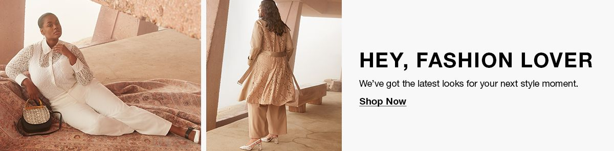 Hey, Fashion Lover, Shop Now
