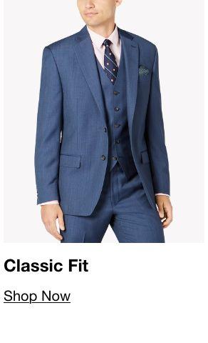 Classic Fit, Shop Now