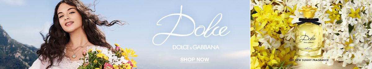 Dolce and Gabbana, Shop Now