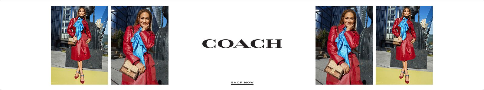 Coach, Shop Now