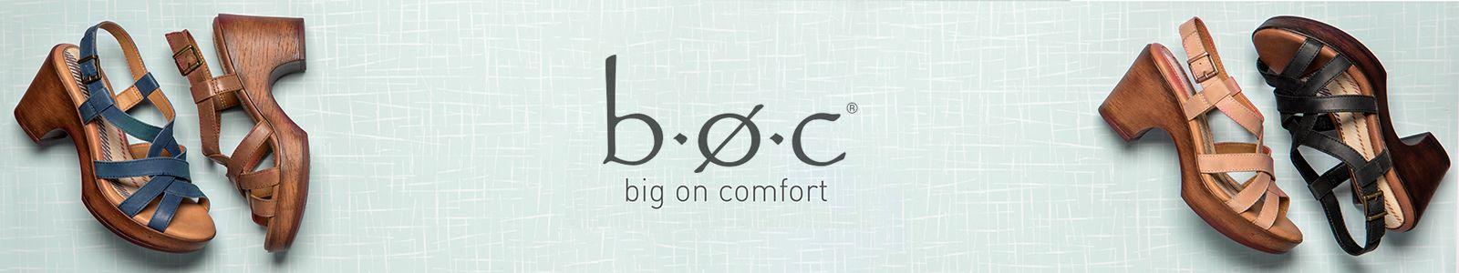 B.O.C, big on comfort