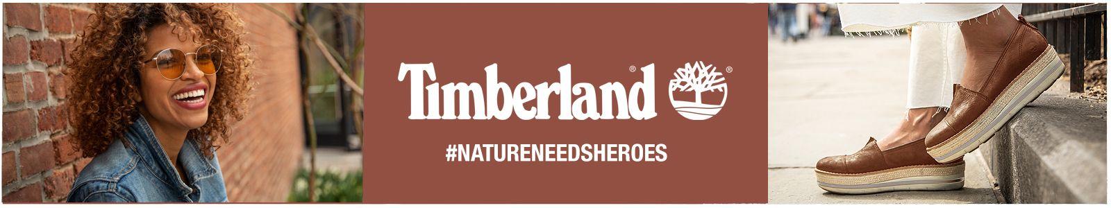Timberland, #Natureneedsheroes