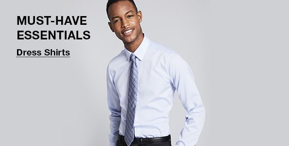 Must-Have Essentials, Dress Shirts