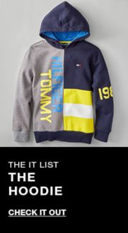 online retailer 4fc8a e4fc1 The it List, The Hoodie, Check it Out