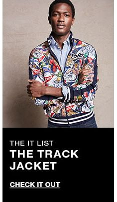 The it List, The Track Jacket, Check it Out