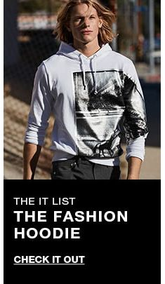The it List, The Fashion Hoodie, Check it Out