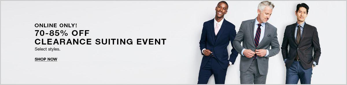 74de2324d5 Men s Clothing  The Best in Men s Fashion - Macy s