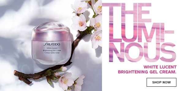 The Luminous, White Lucent Brightening Gel Cream, Shop Now
