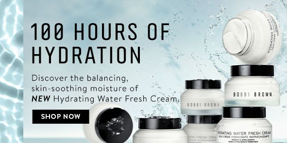 100 Hours of Hydration, Shop Now