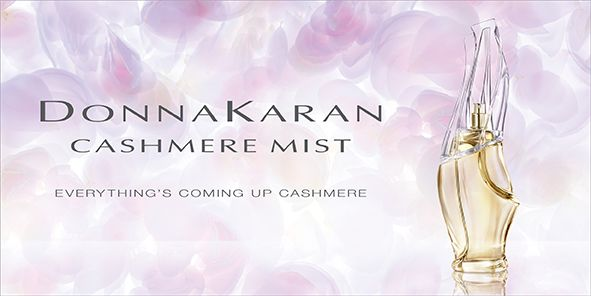 Donna Karan Cashmere Mist, Everything's Coming up Cashmere