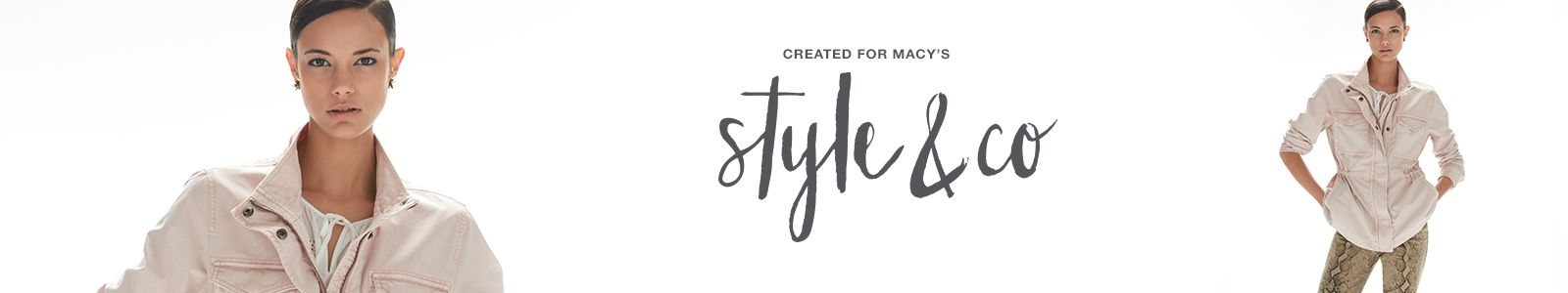 Created for Macys, Style and Co