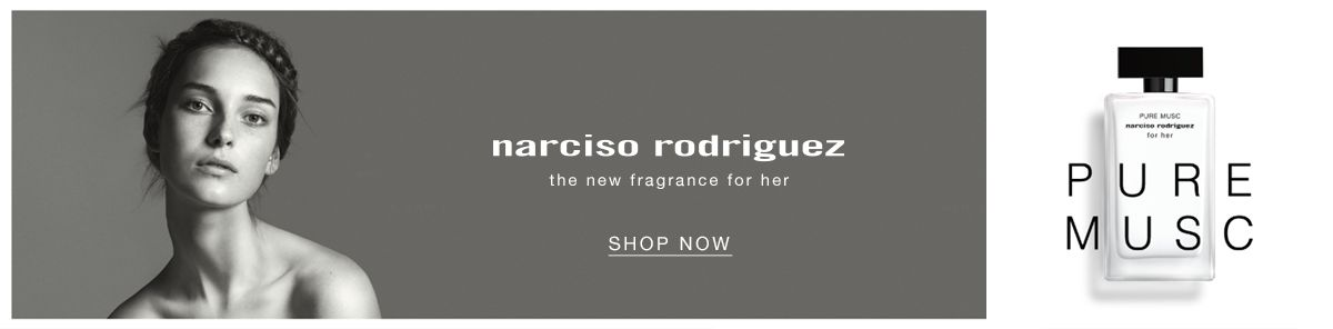Narciso rodriguez, Shop Now