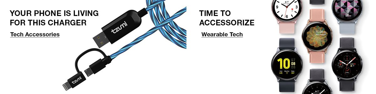 Your Phone is Living For This Charger, Tech Accessories, Time to Accessorize, Wearable Tech