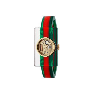 center time watches gucci brands closeup