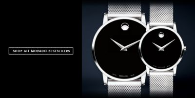 Shop All Movado Bestsellers