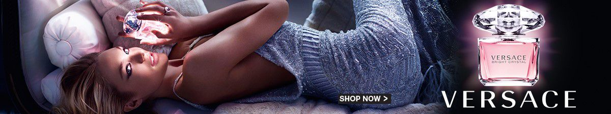 Shop Now, Versace