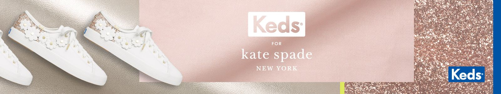 Keds, For Kate Spade, New York, Keds