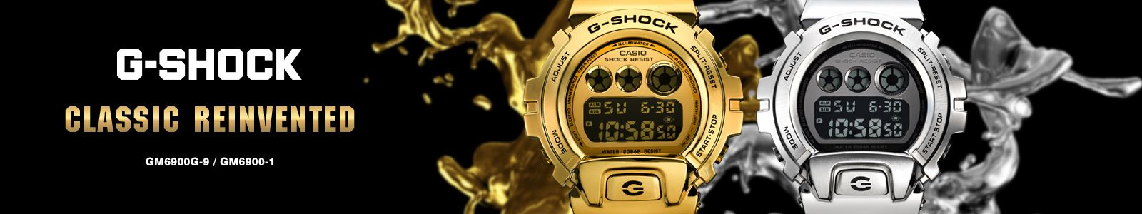 G-Shock, Classic Reinvented