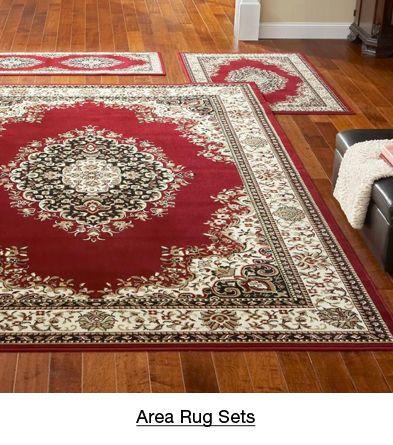 Area Rug Sets