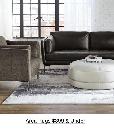 Area Rugs $399 and Under