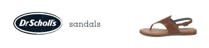 DrScholl's, sandals