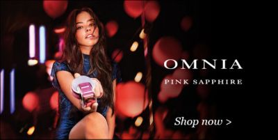 Omnia, Pink Sapphire, Shop Now