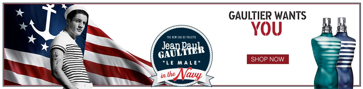 Gaultier Wants You, Shop Now
