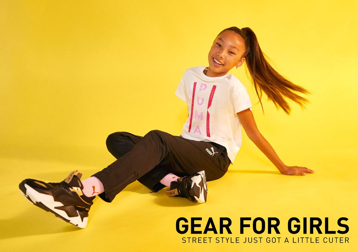 Gear For Girls, Street Style Just Got a Little Cuter