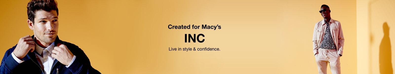 Created for Macy's