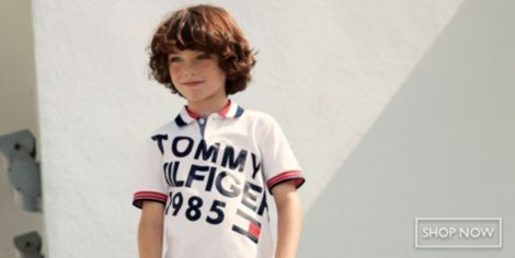 7d6dc666 Tommy Hilfiger. Shop Now. Shop Now. Macy's /; Kids ...